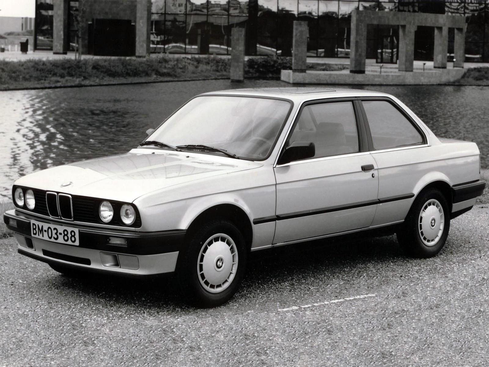 BMW 3 Series Coupe (E30) specs - 1982, 1983, 1984, 1985, 1986, 1987 ...