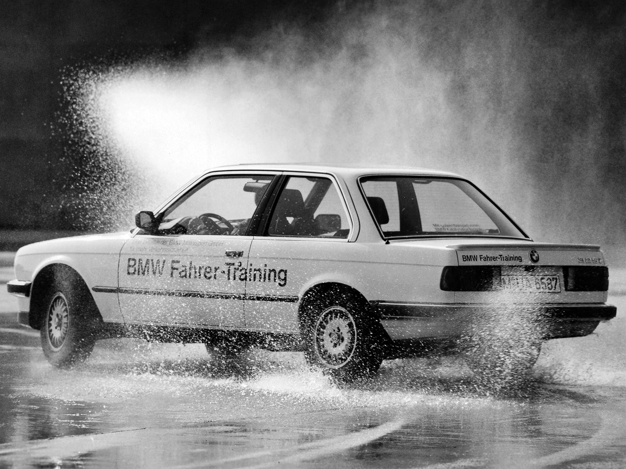 bmw 3 series coupe (e30) specs - 1982, 1983, 1984, 1985, 1986