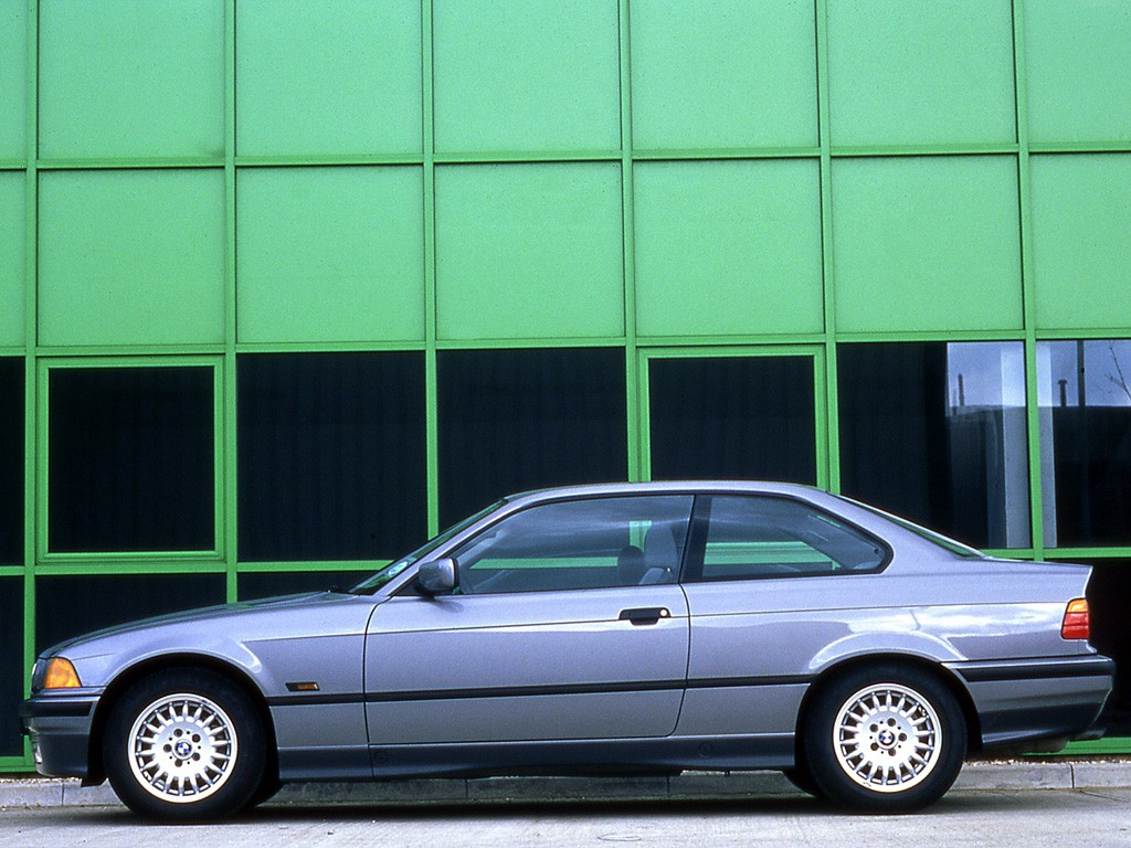 bmw 3 series coupe e36 1992 1998