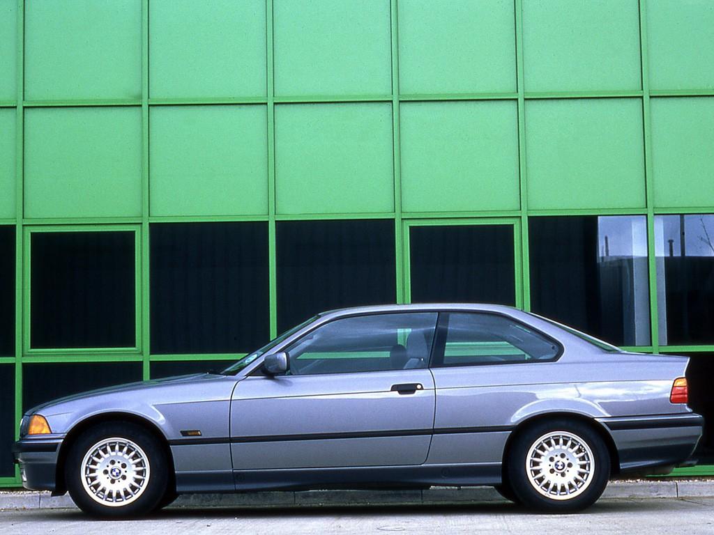 Bmw 3 Series Coupe E36 Specs Amp Photos 1992 1993 1994