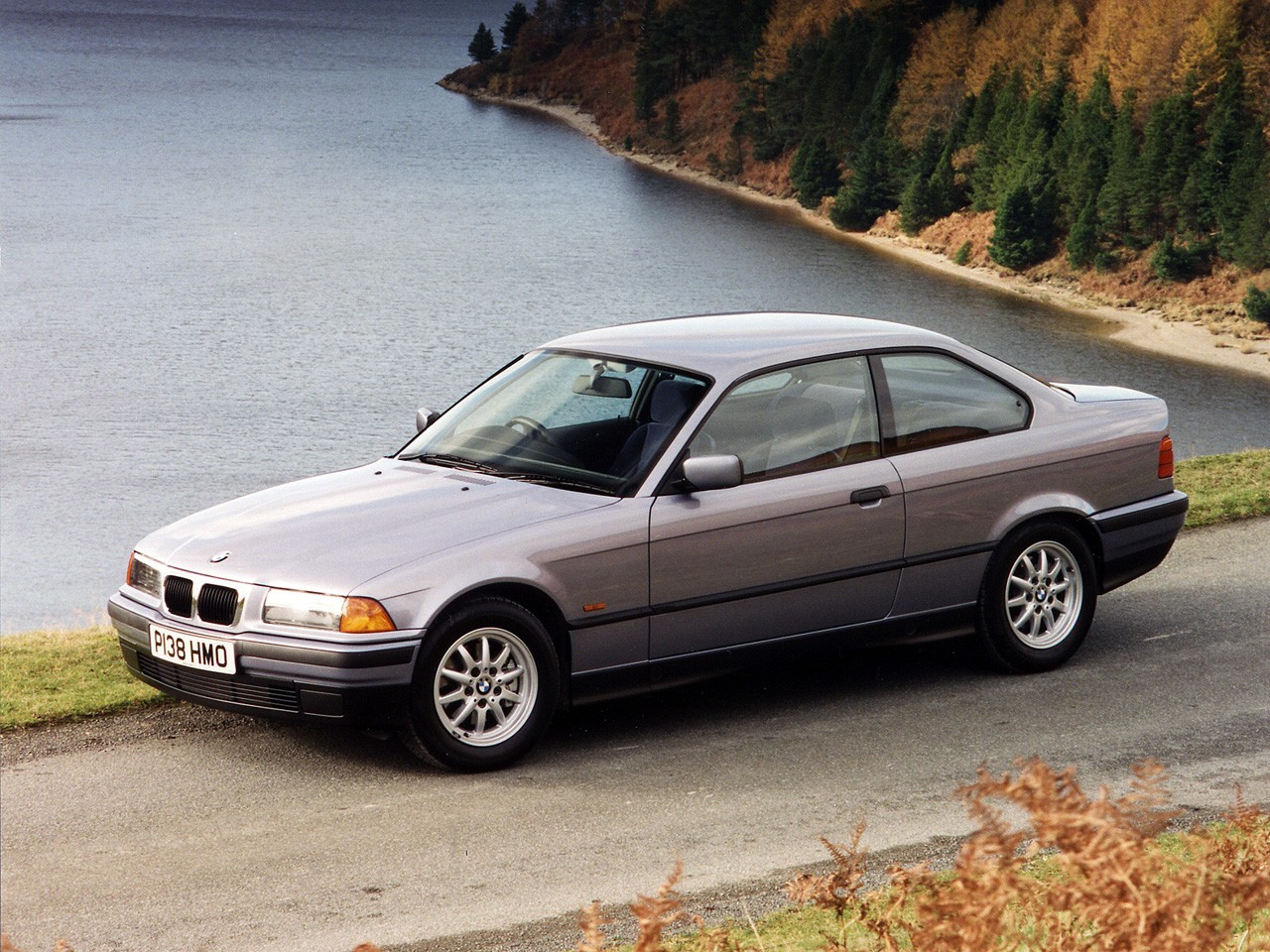 ... BMW 3 Series Coupe (E36) (1992 - 1998) ...