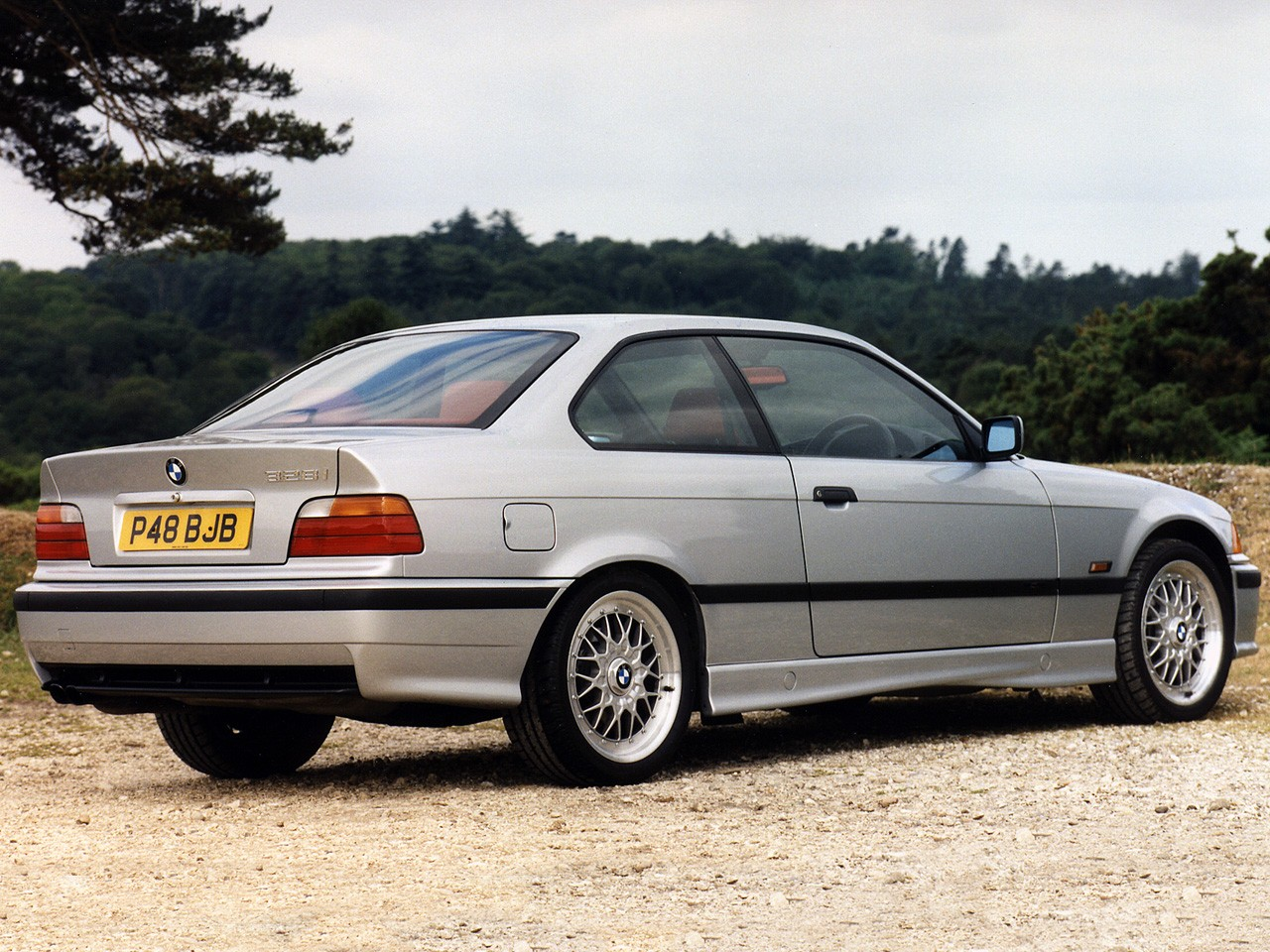 Bmw 3 Series Coupe E36 1992 1993 1994 1995 1996