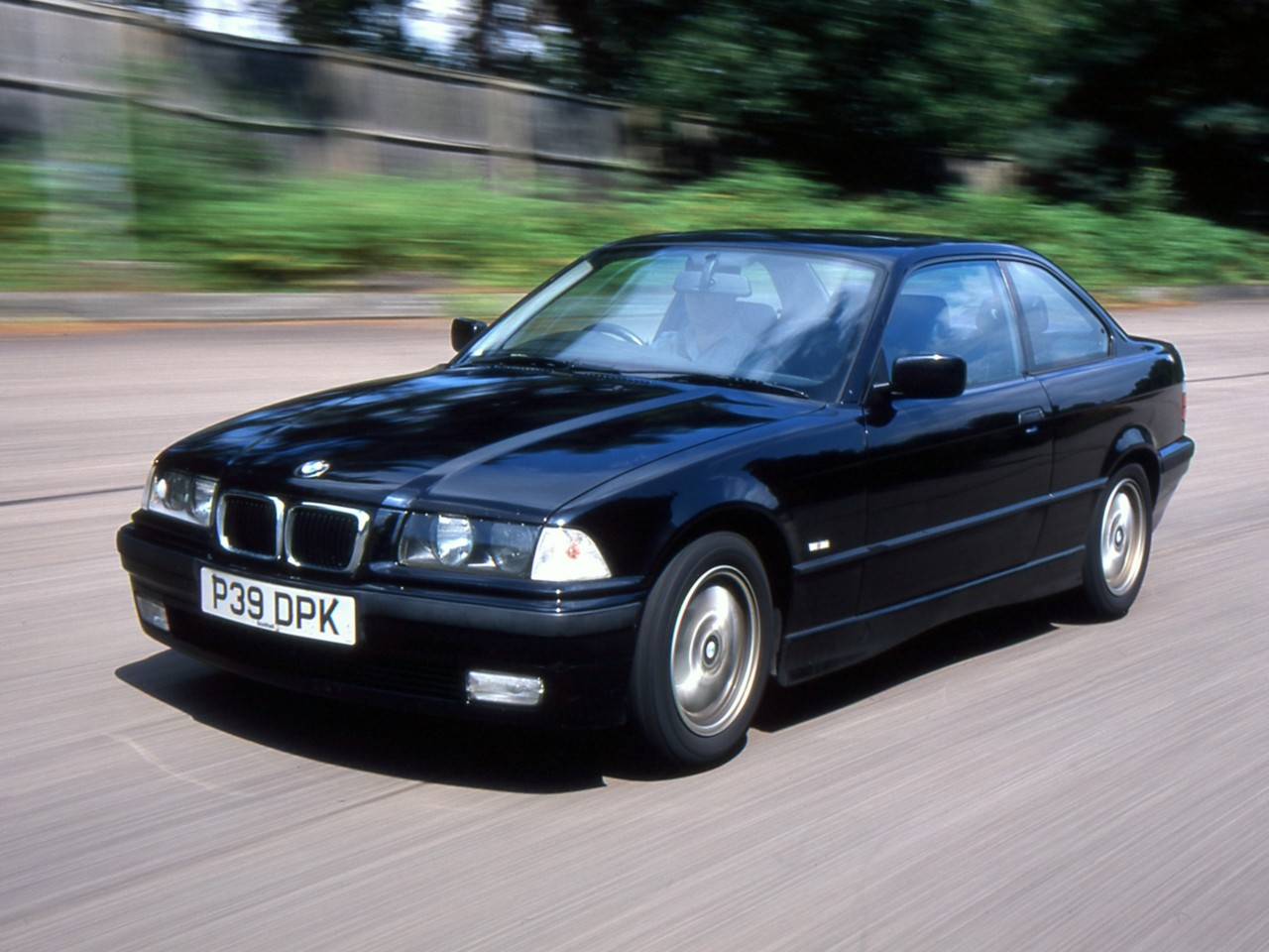 BMW 3 Series Coupe (E36) specs & photos - 1992, 1993, 1994 ...