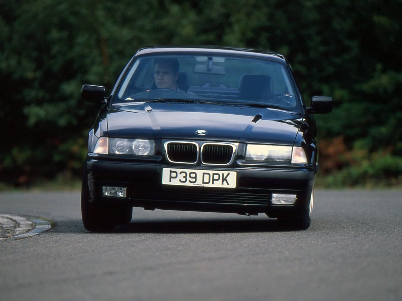 Bmw 3 Series Coupe E36 Specs 1992 1993 1994 1995