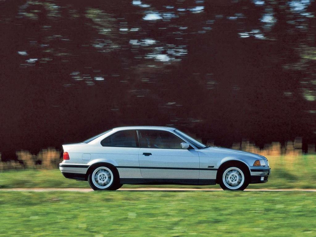 Bmw 3 series coupe e36 1992 1993 1994 1995 1996 1997 1998 autoevolution