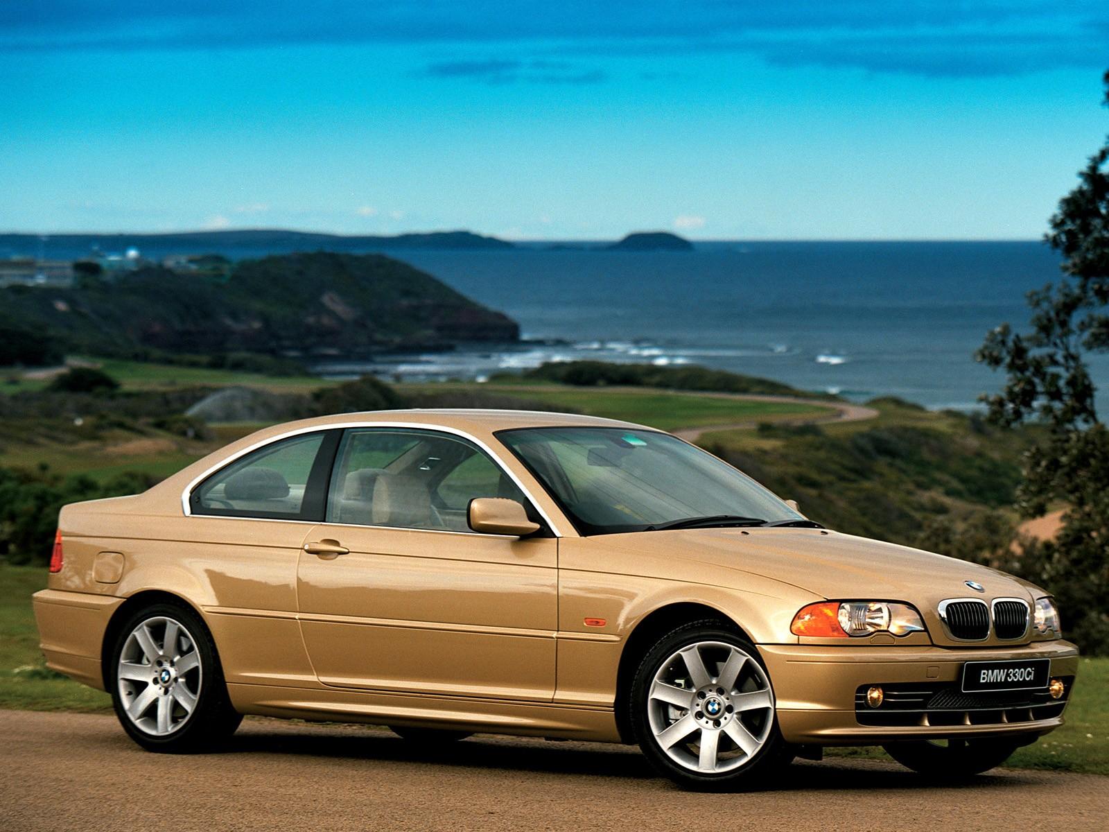 Bmw 3 Series Coupe E46 1999 2000 2001 2002 2003