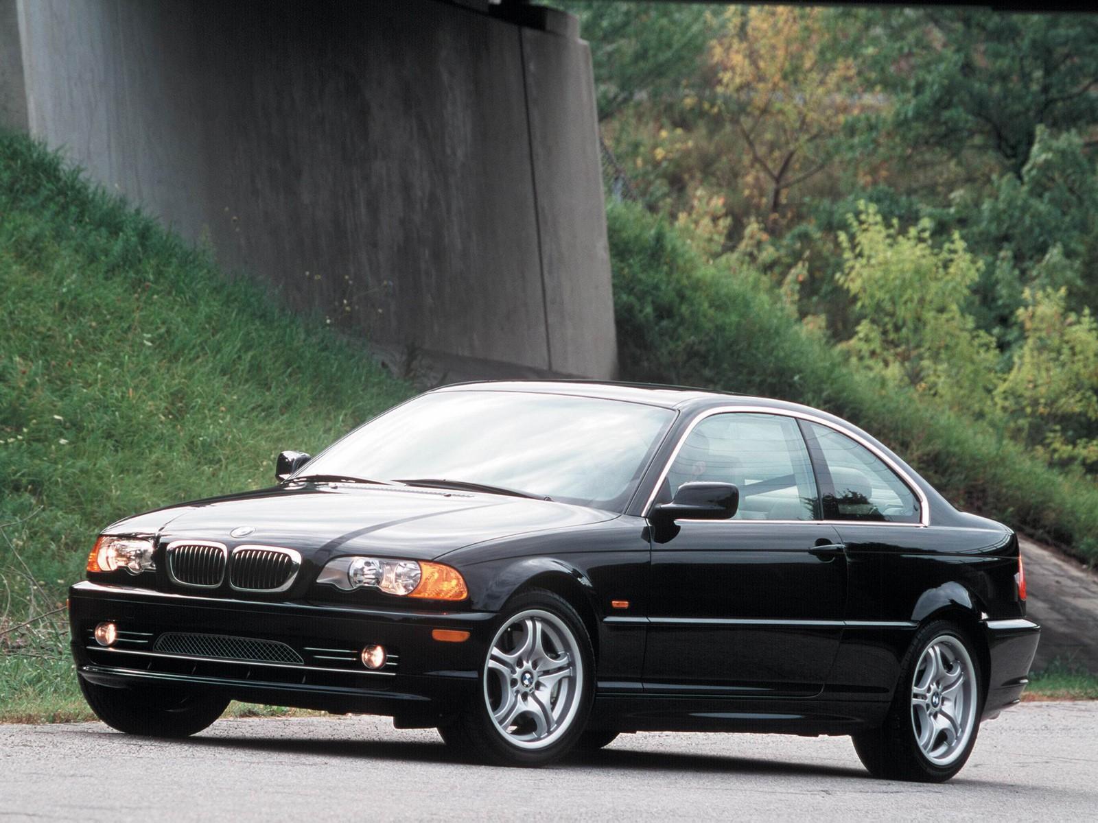 Bmw 3 Series Coupe E46 1999 2003