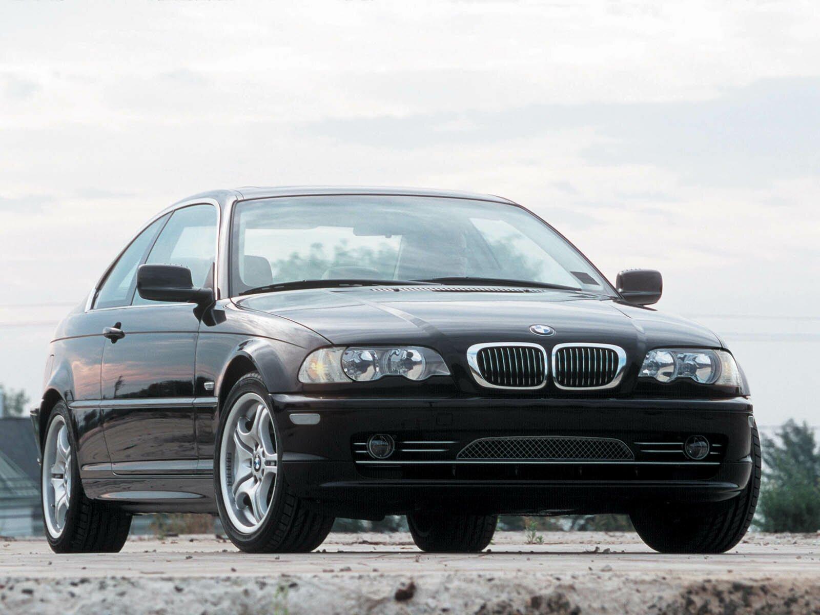 BMW 3 Series Coupe (E46) specs & photos - 1999, 2000, 2001, 2002