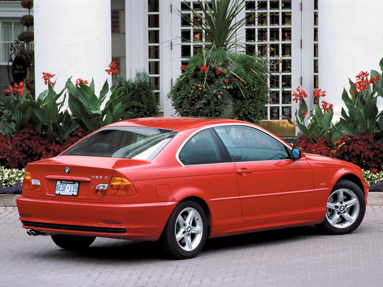 2001 bmw 328ci horsepower