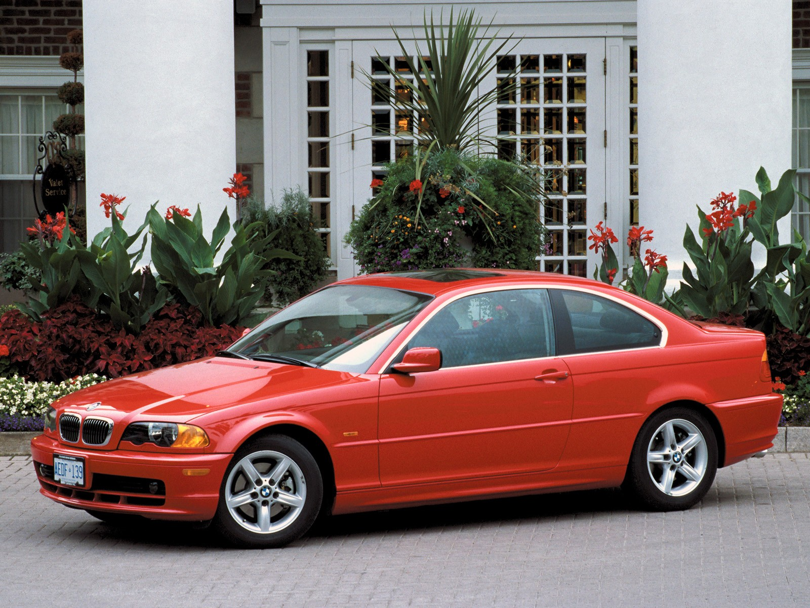 Bmw 3 Series Coupe E46 1999 2000 2001 2002 2003