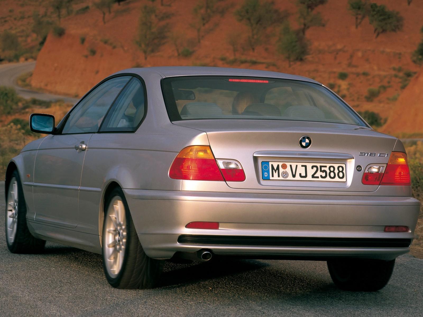 Bmw 3 Series Coupe E46 Specs Photos 1999 2000 2001 2002 2003 Autoevolution