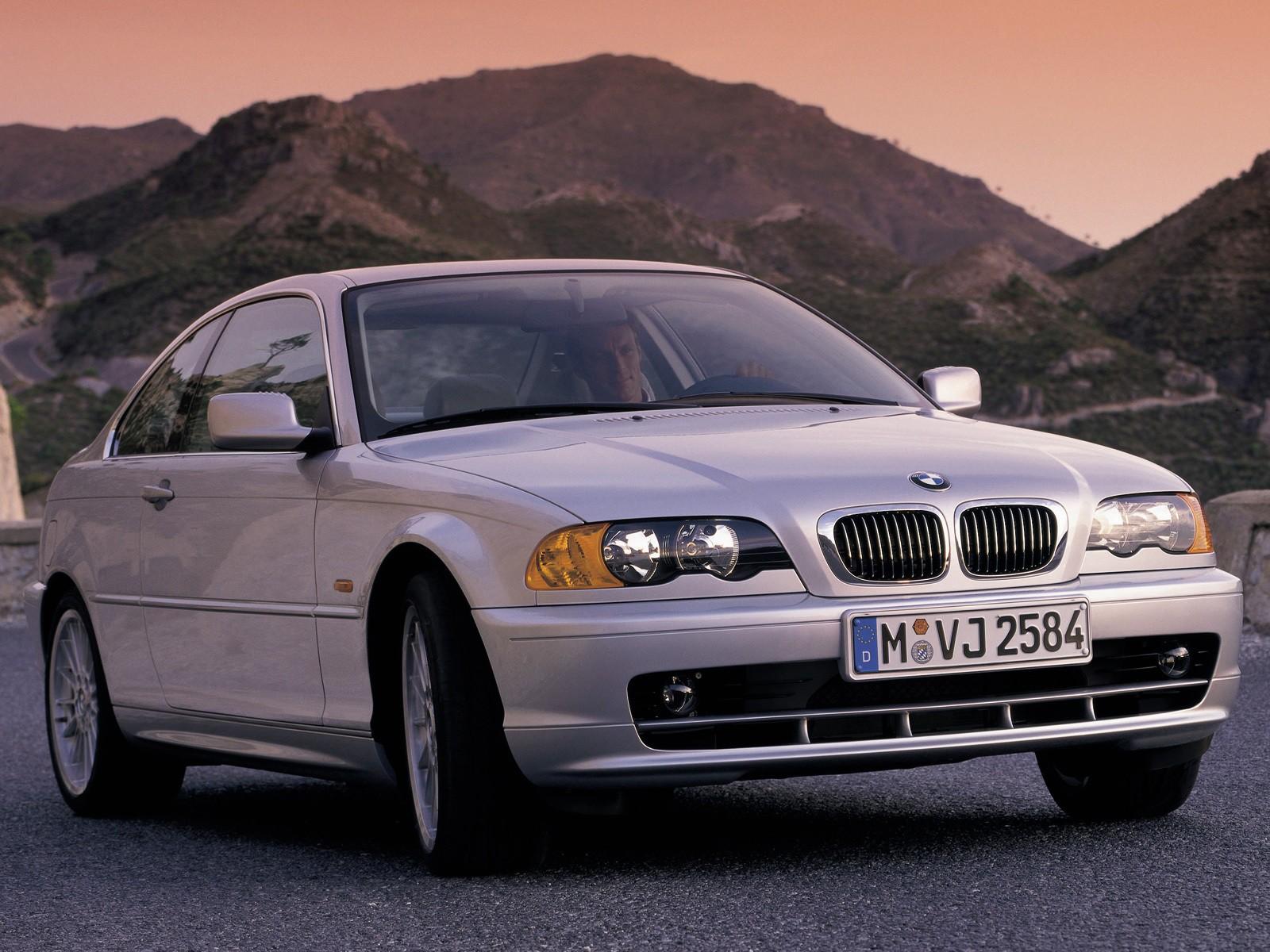 BMW 3 Series Coupe (E46) specs & photos - 1999, 2000, 2001 ...