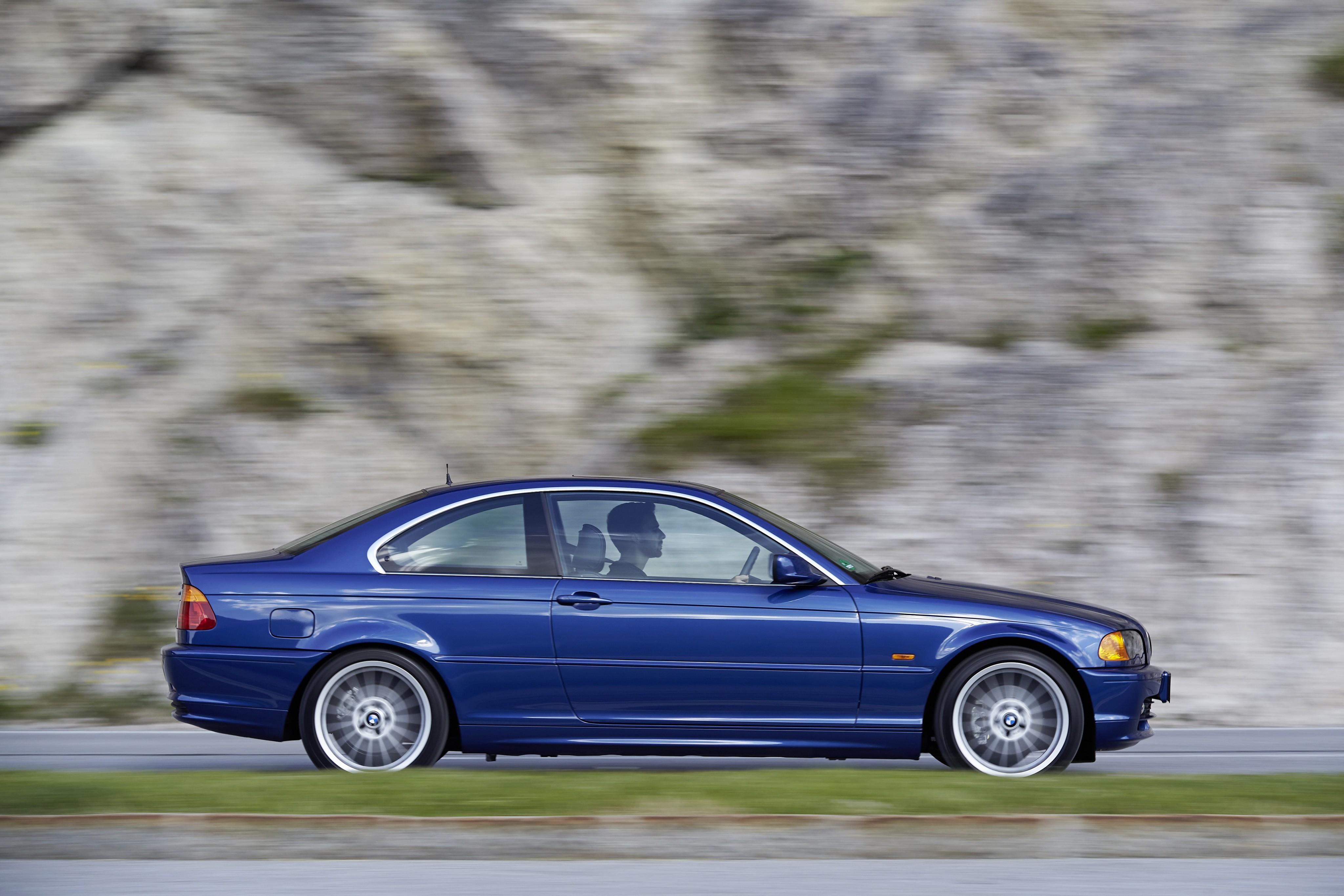 Bmw 3 Series Coupe  E46  - 1999  2000  2001  2002  2003