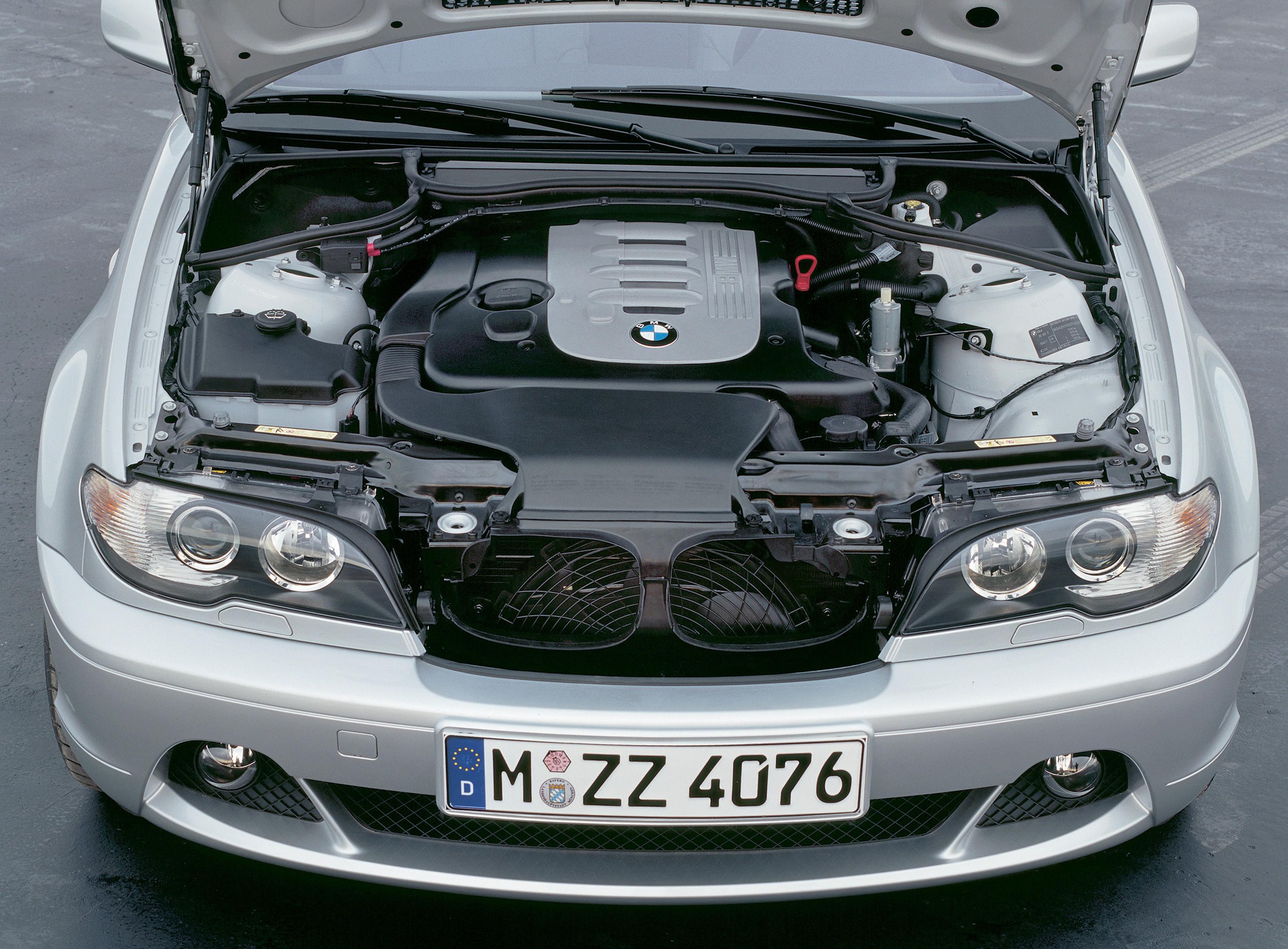 BMW 3 Series Coupe E46 2003 2004 2005 2006