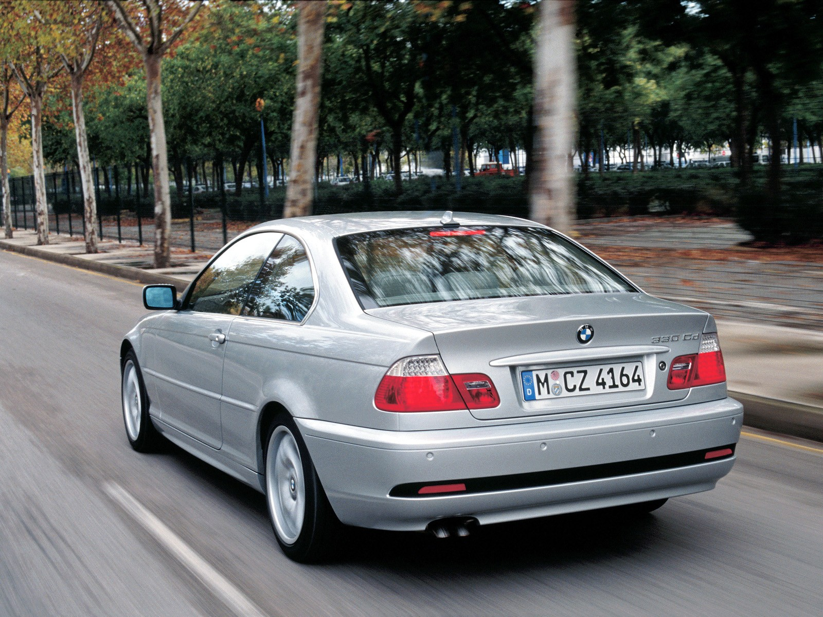 ... BMW 3 Series Coupe (E46) (2003   2006) ...