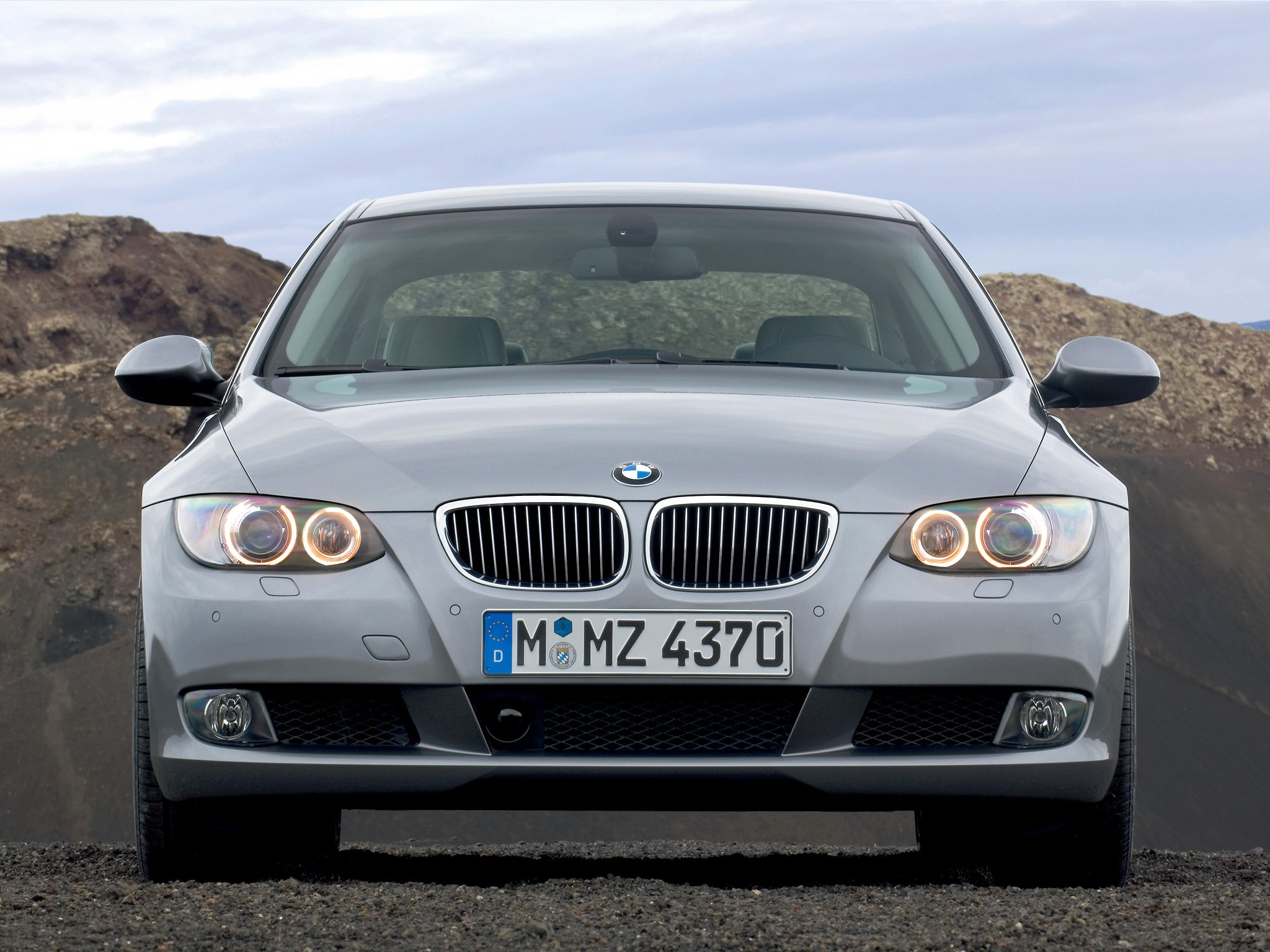 BMW 3 Series Coupe (E92) specs & photos - 2006, 2007, 2008 ...