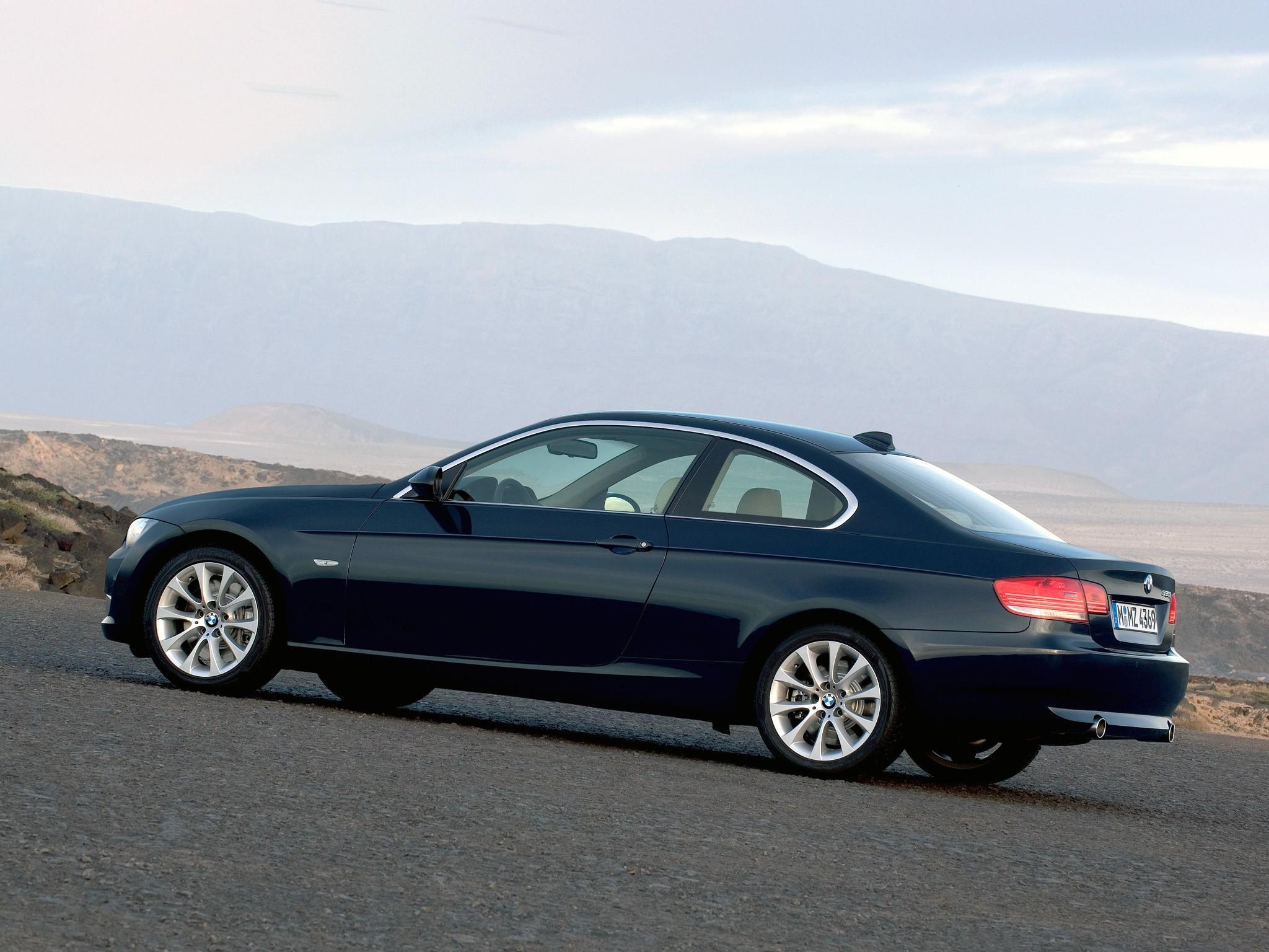 BMW 3 Series Coupe (E92) specs - 2006, 2007, 2008, 2009 ...