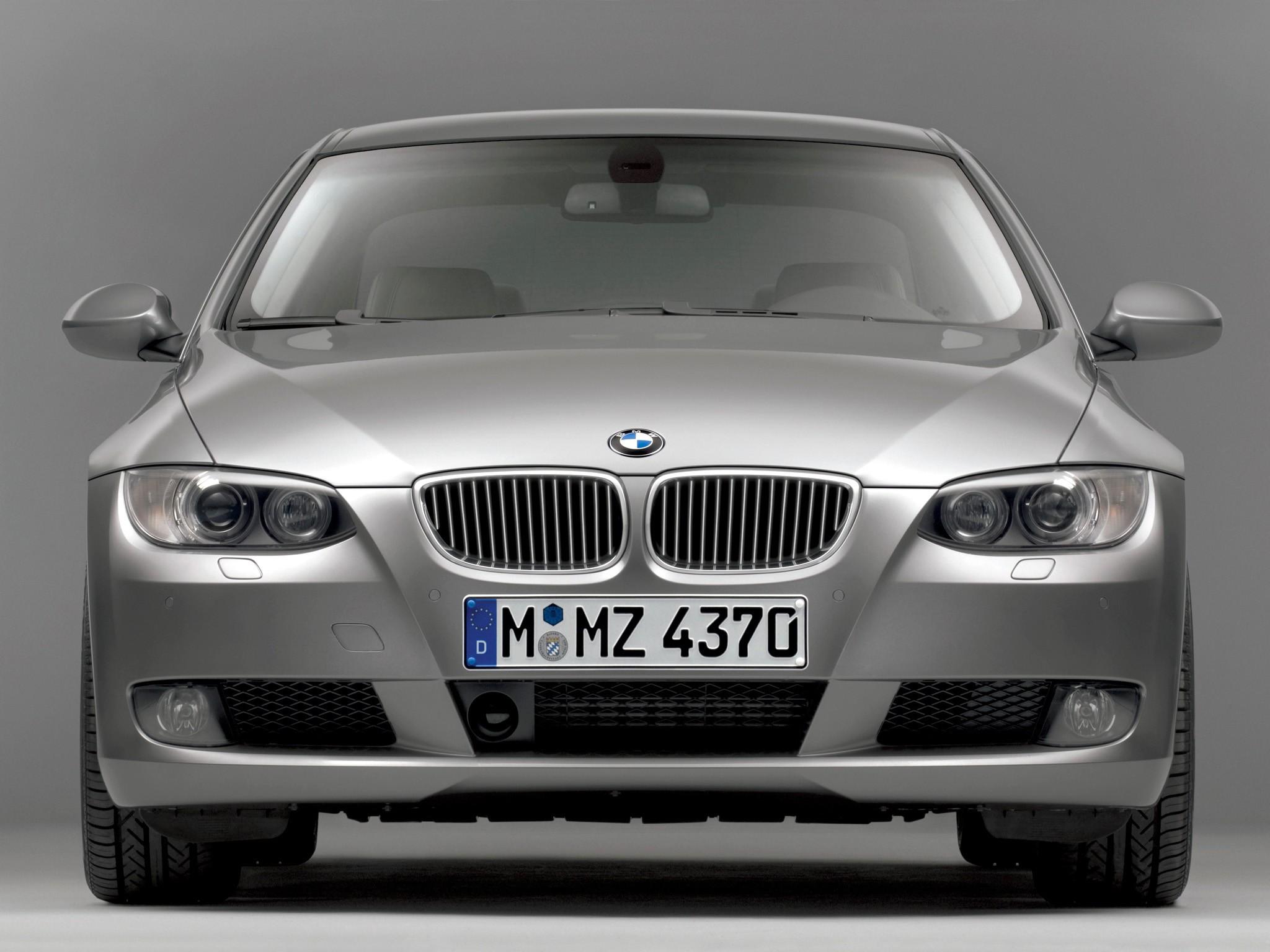 bmw coupe 335i e92 2007 series e90 330i xdrive 2006 m3 e93 2009 preview e91 325i 328i space front autoevolution