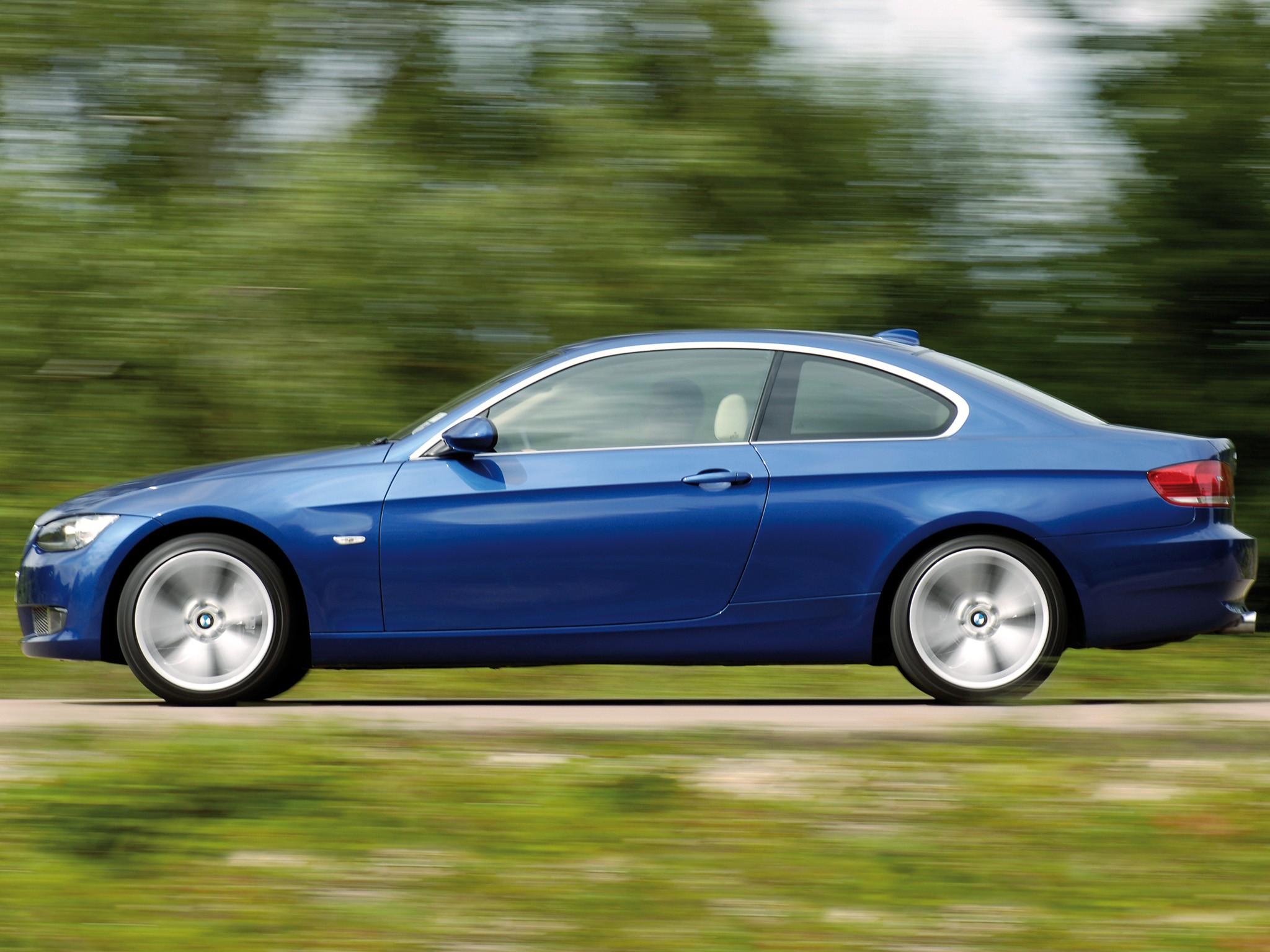2007 Bmw 335xi >> BMW 3 Series Coupe (E92) specs - 2006, 2007, 2008, 2009 ...