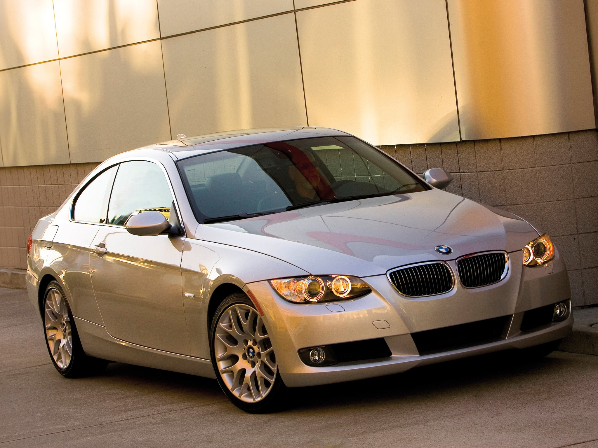 2006 Bmw 325xi >> BMW 3 Series Coupe (E92) specs & photos - 2006, 2007, 2008, 2009, 2010 - autoevolution