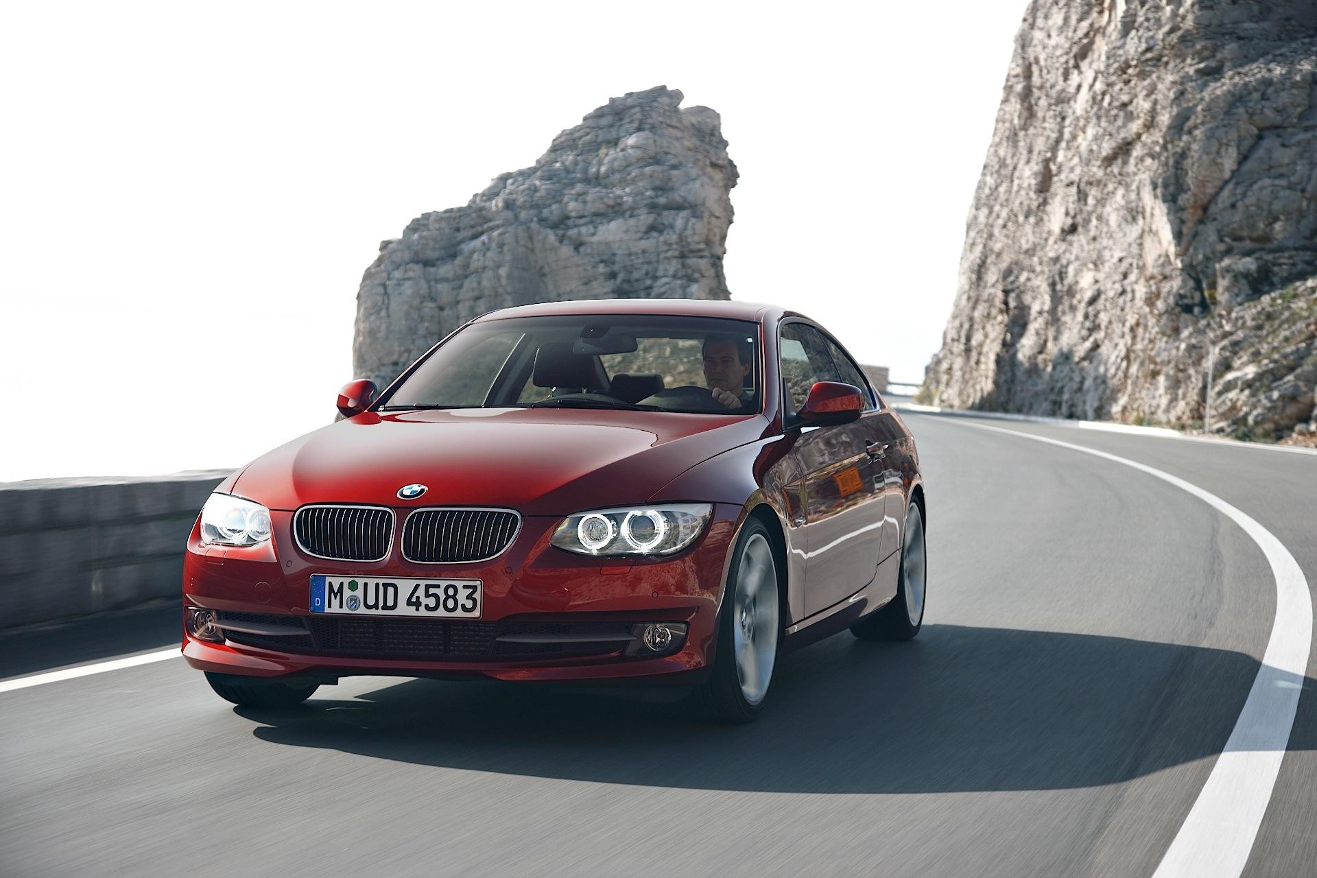 BMW 3 Series Coupe E92 specs & photos 2010 2011 2012 2013
