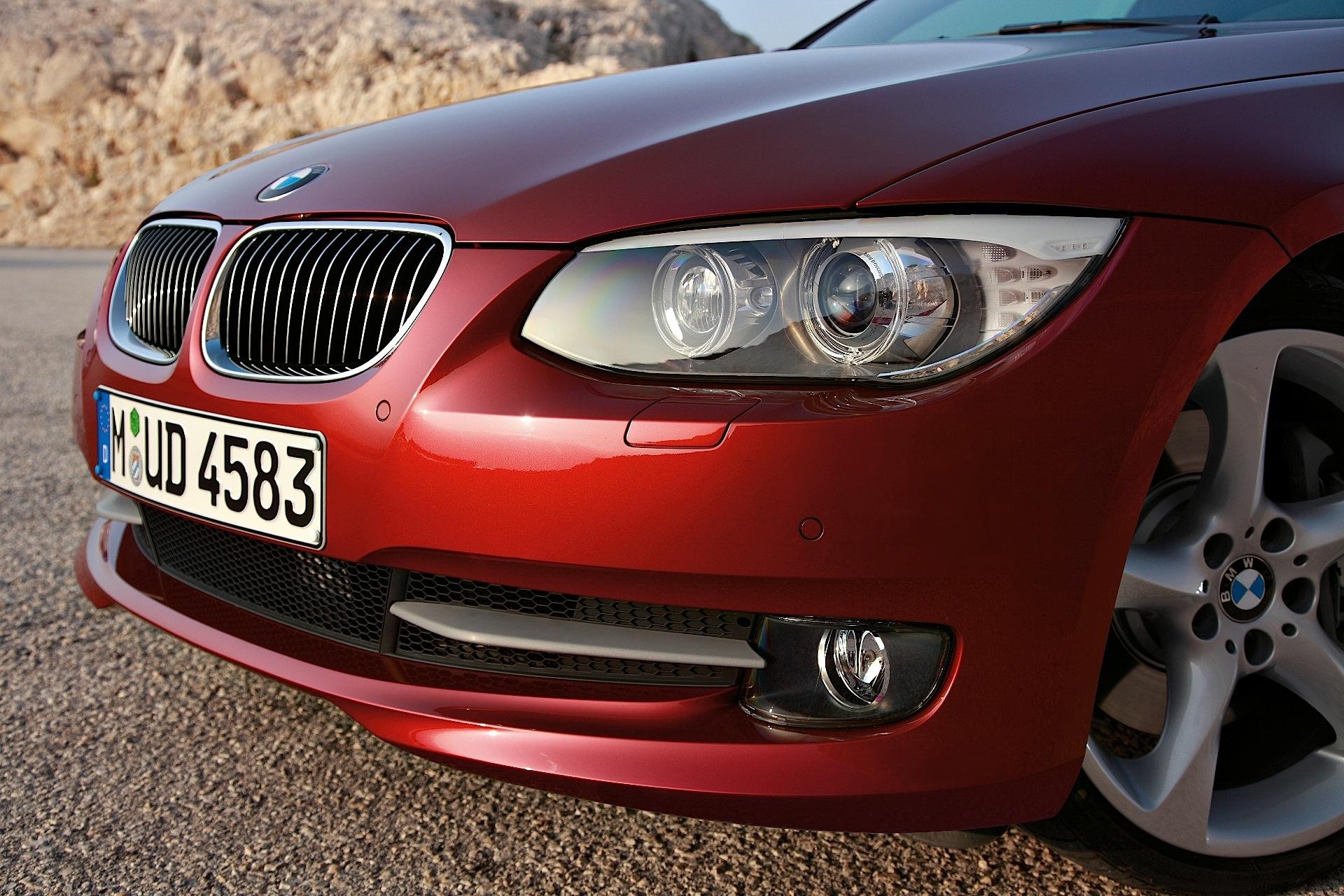 BMW 3 Series Coupe E92 specs  2010 2011 2012 2013