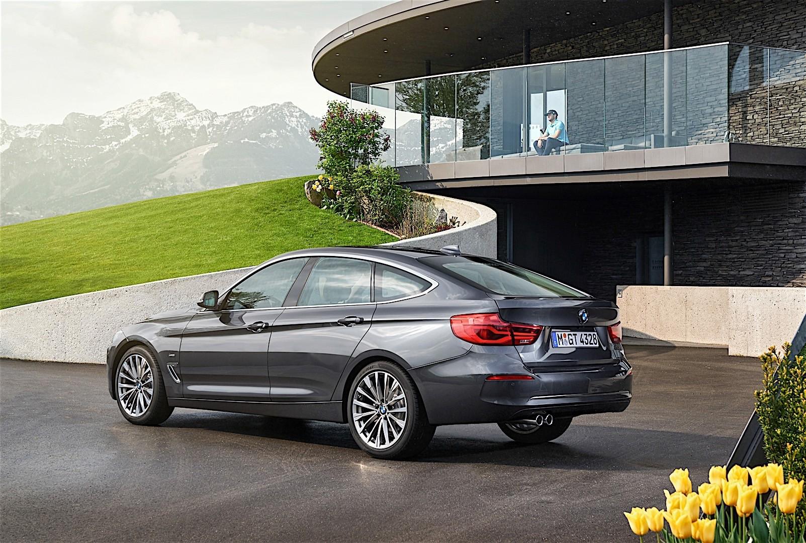 BMW 3 Series Gran Turismo LCI (F34) specs - 2016, 2017 ...