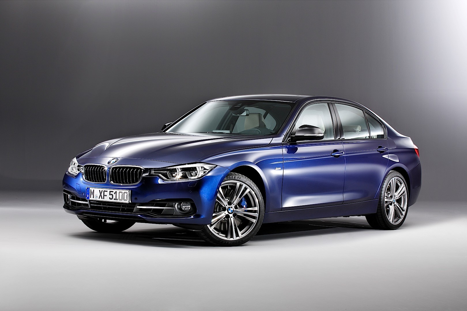 bmw 3 series sedan f30 lci specs 2016 2017. Black Bedroom Furniture Sets. Home Design Ideas