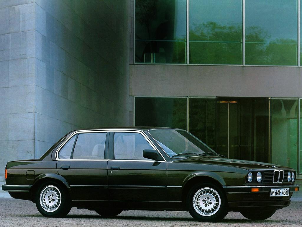 Bmw Series Sedan E on 1986 Bmw 3 Series