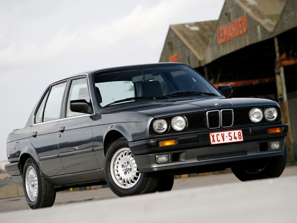 bmw 3 series sedan e30 specs photos 1982 1983 1984. Black Bedroom Furniture Sets. Home Design Ideas