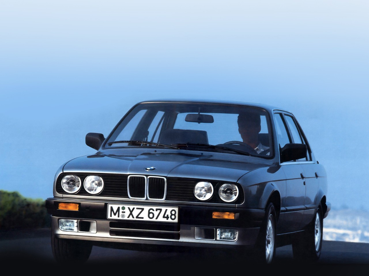 Bmw 3 series e30 1982 1991 pictures to pin on pinterest