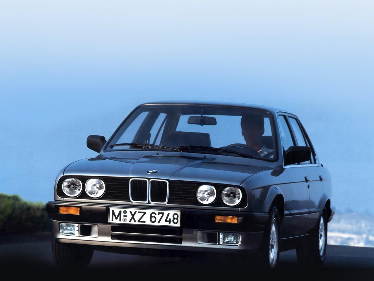 Bmw Series Sedan E on 1987 Bmw 323i