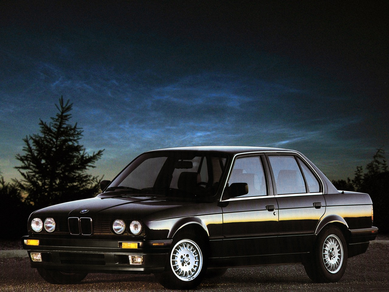 Bmw 3 Series Sedan E30 Specs Photos 1982 1983 1984 1985