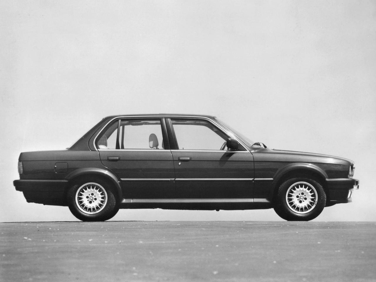Bmw 3 Series Sedan  E30