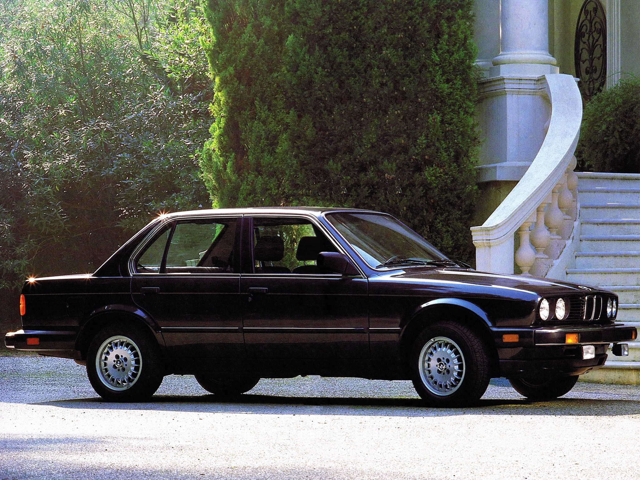Bmw 3 Series Sedan E30 Specs Photos 1982 1983 1984