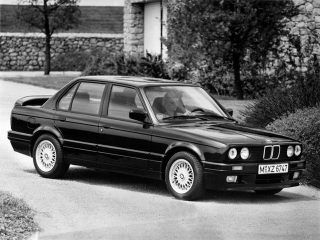 bmw 3 series sedan e30 specs photos 1982 1983 1984. Black Bedroom Furniture Sets. Home Design Ideas