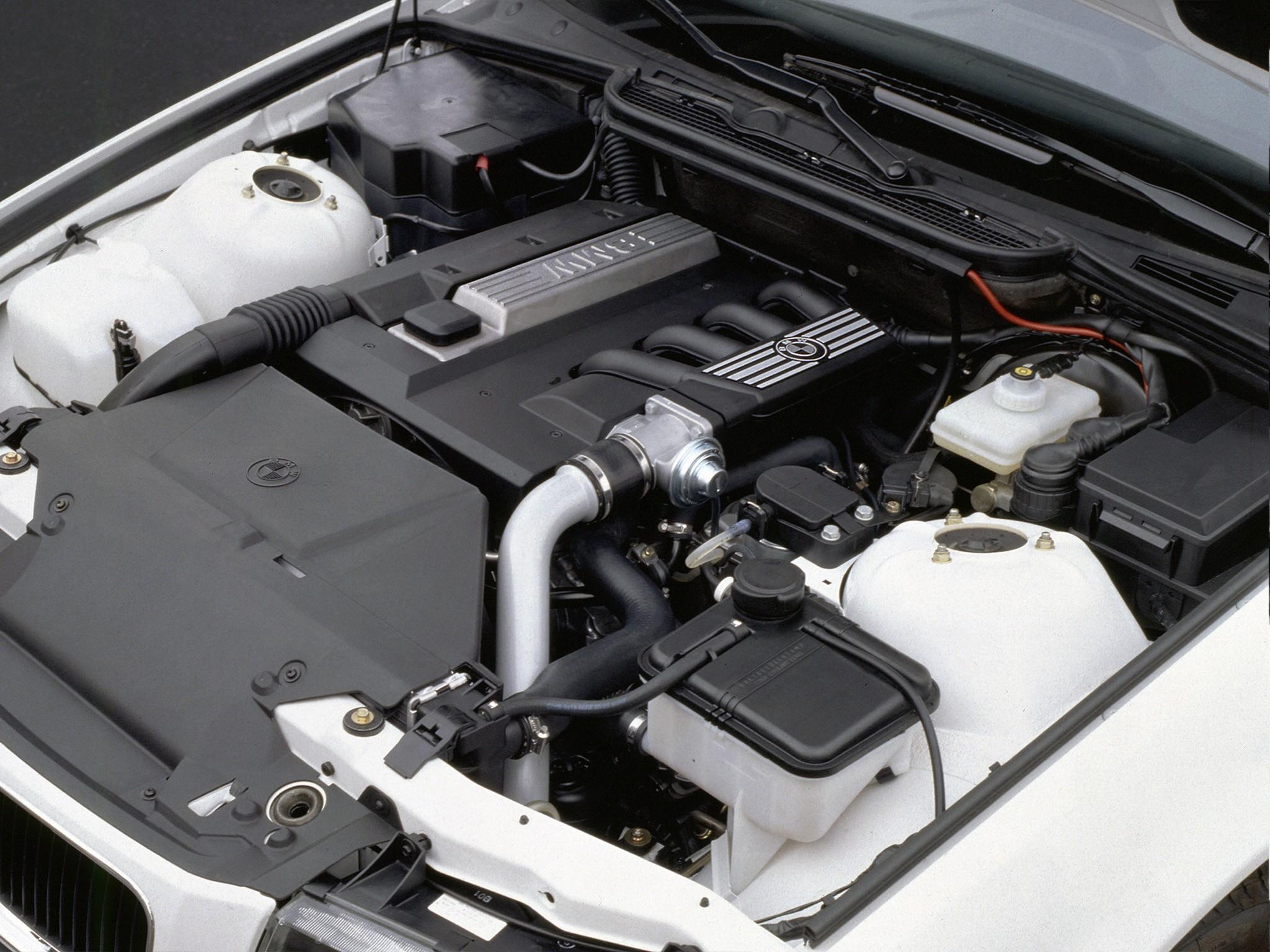 Bmw 3 Series Sedan E36 Specs Photos 1991 1992 1993