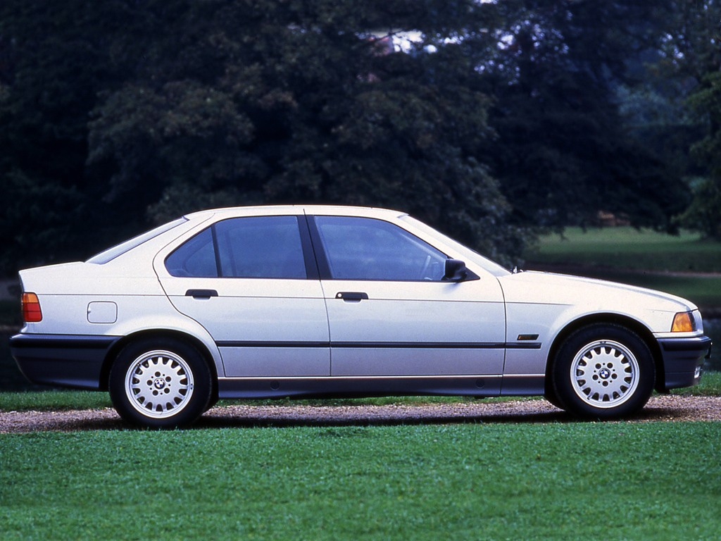 bmw 3 series sedan e36 specs photos 1991 1992 1993. Black Bedroom Furniture Sets. Home Design Ideas