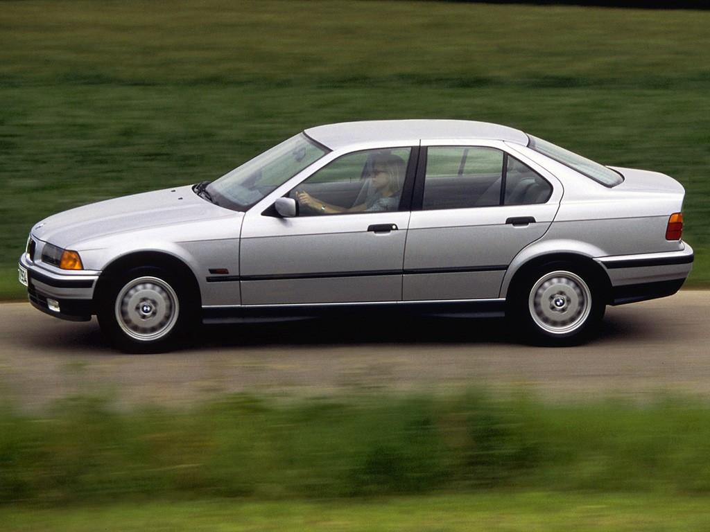 Bmw 3 Series Sedan  E36
