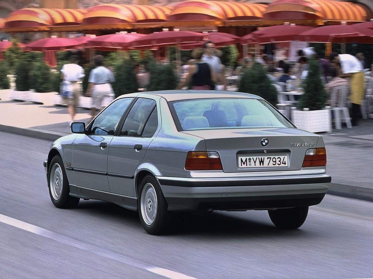 bmw 3 series sedan e36 specs photos 1991 1992 1993 1994 rh autoevolution com