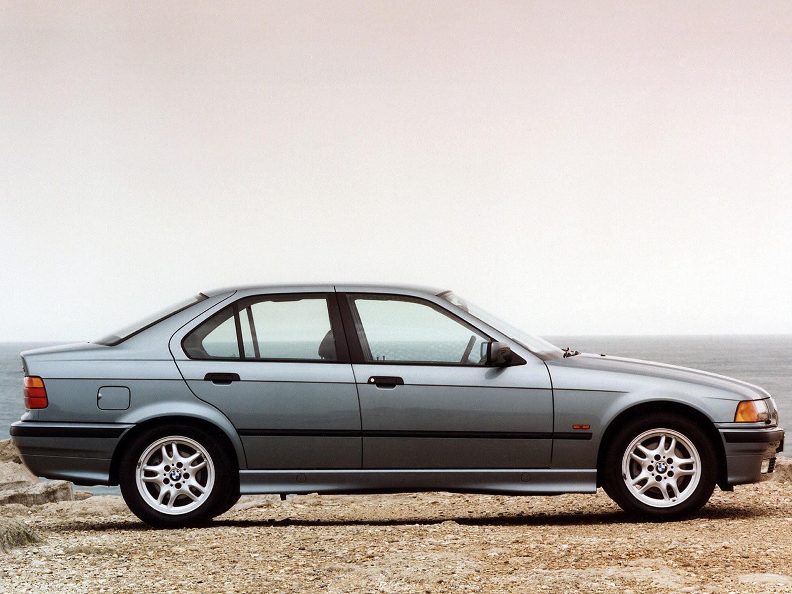 bmw 3 series sedan e36 1991 1992 1993 1994 1995 1996 1997 1998 autoevolution. Black Bedroom Furniture Sets. Home Design Ideas