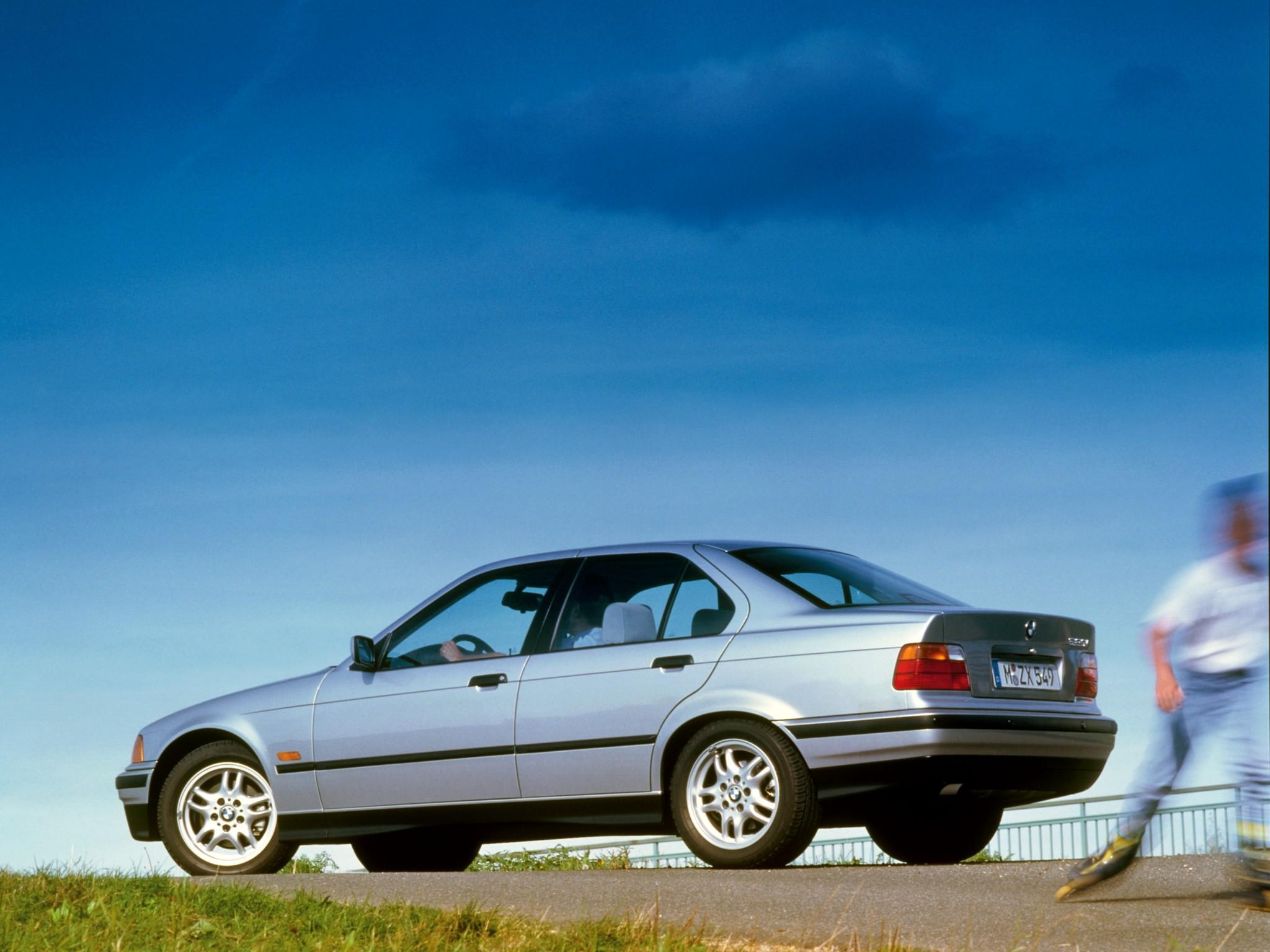 Bmw 3 Series Sedan E36 1991 1992 1993 1994 1995 1996 1997 1998 Autoevolution