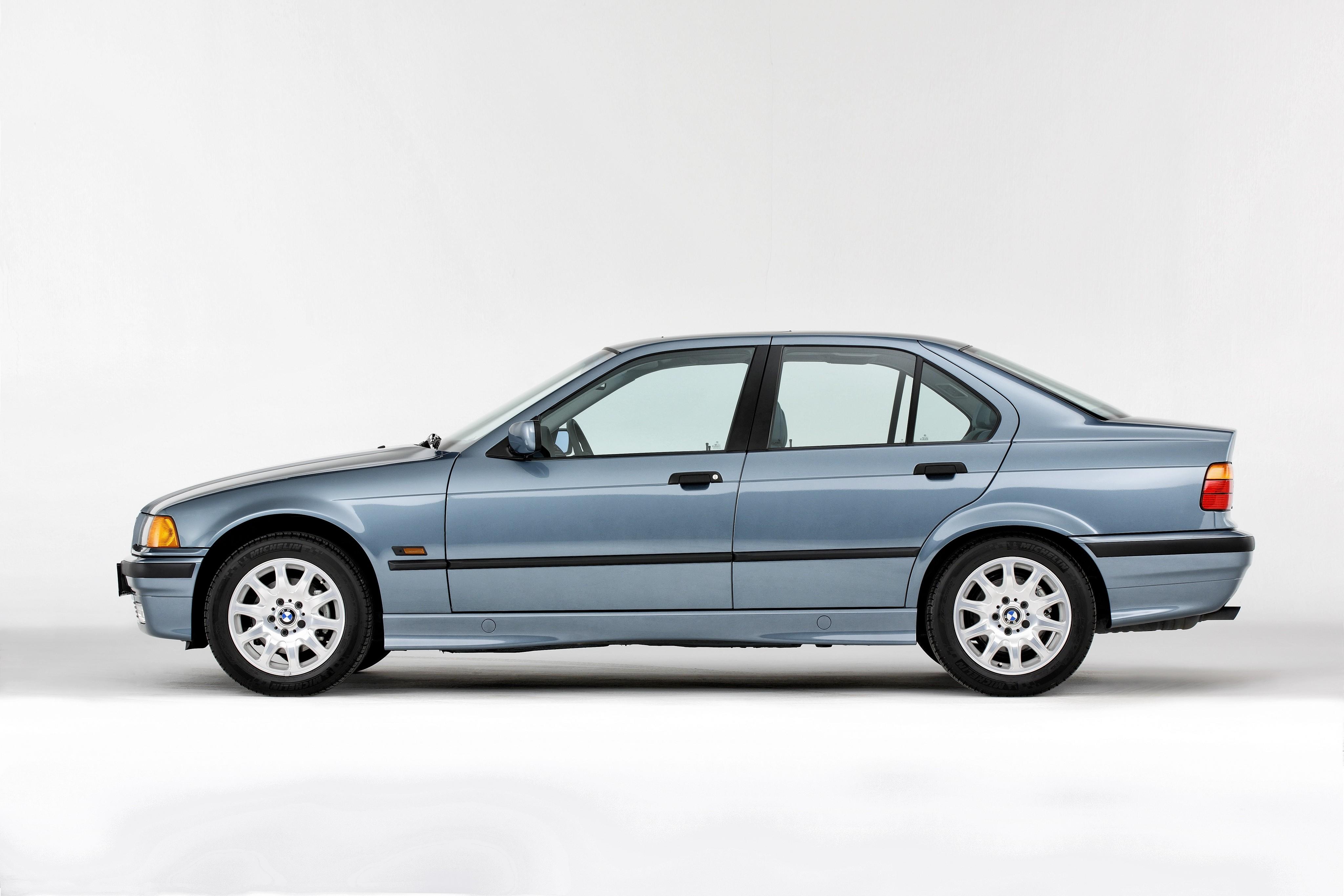 Bmw 3 Series Sedan E36 Specs 1991 1992 1993 1994