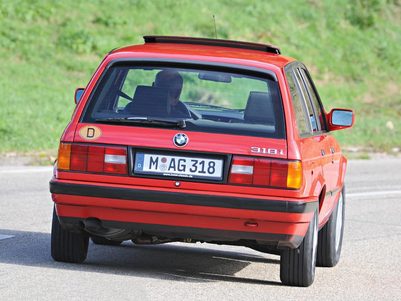 Bmw Series Touring E