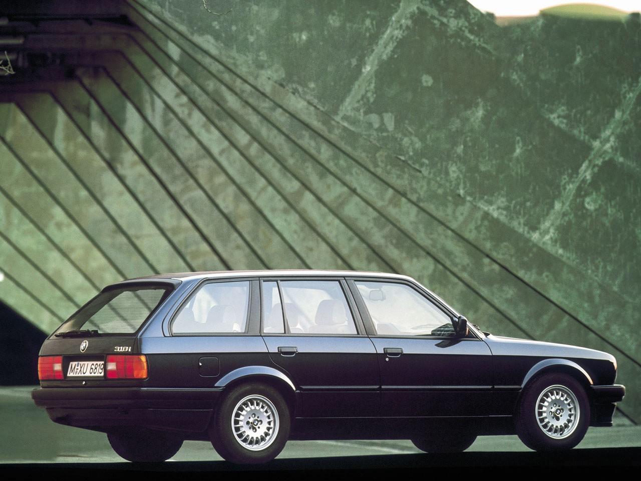 Bmw 3 Series Touring E30 1988 1989 1990 1991 1992