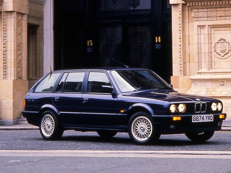 Bmw 3 Series Touring  E30