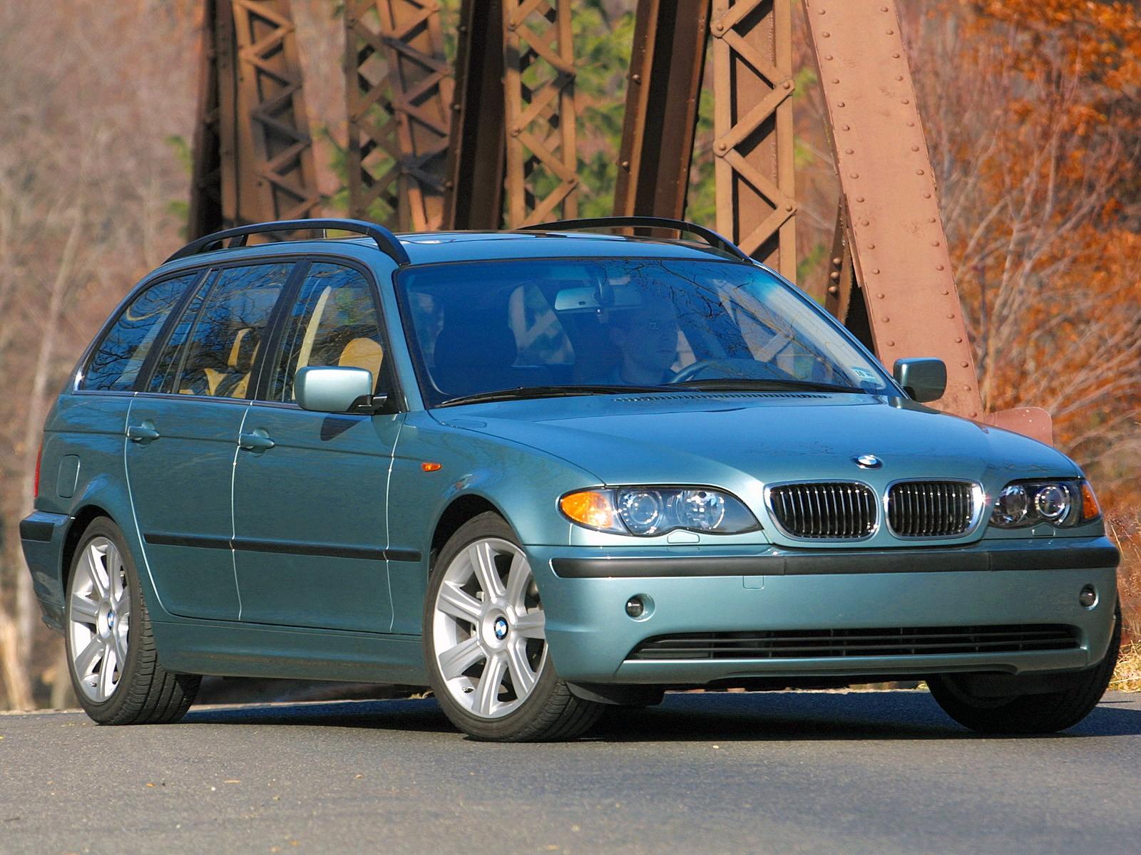 2004 BMW 325Xi >> BMW 3 Series Touring (E46) specs - 2001, 2002, 2003, 2004 ...