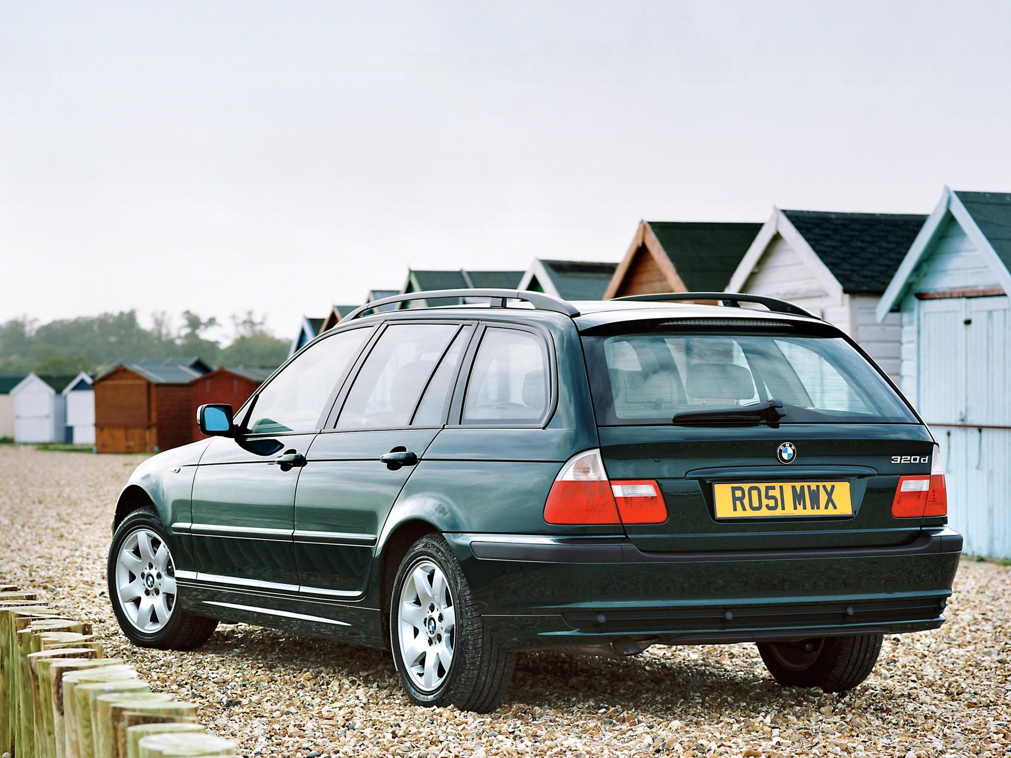 BMW 3 Series Touring E46 specs  2001 2002 2003 2004 2005