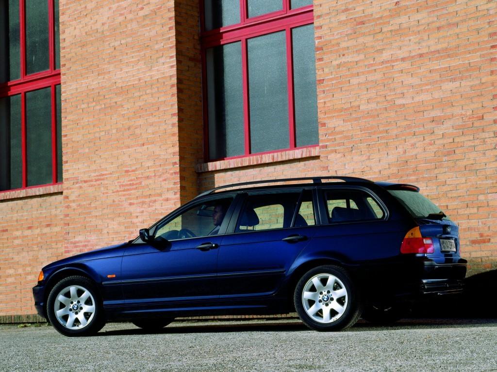 Bmw 3 series touring e46 1999 2000 2001 autoevolution for Interieur bmw 320d 2000