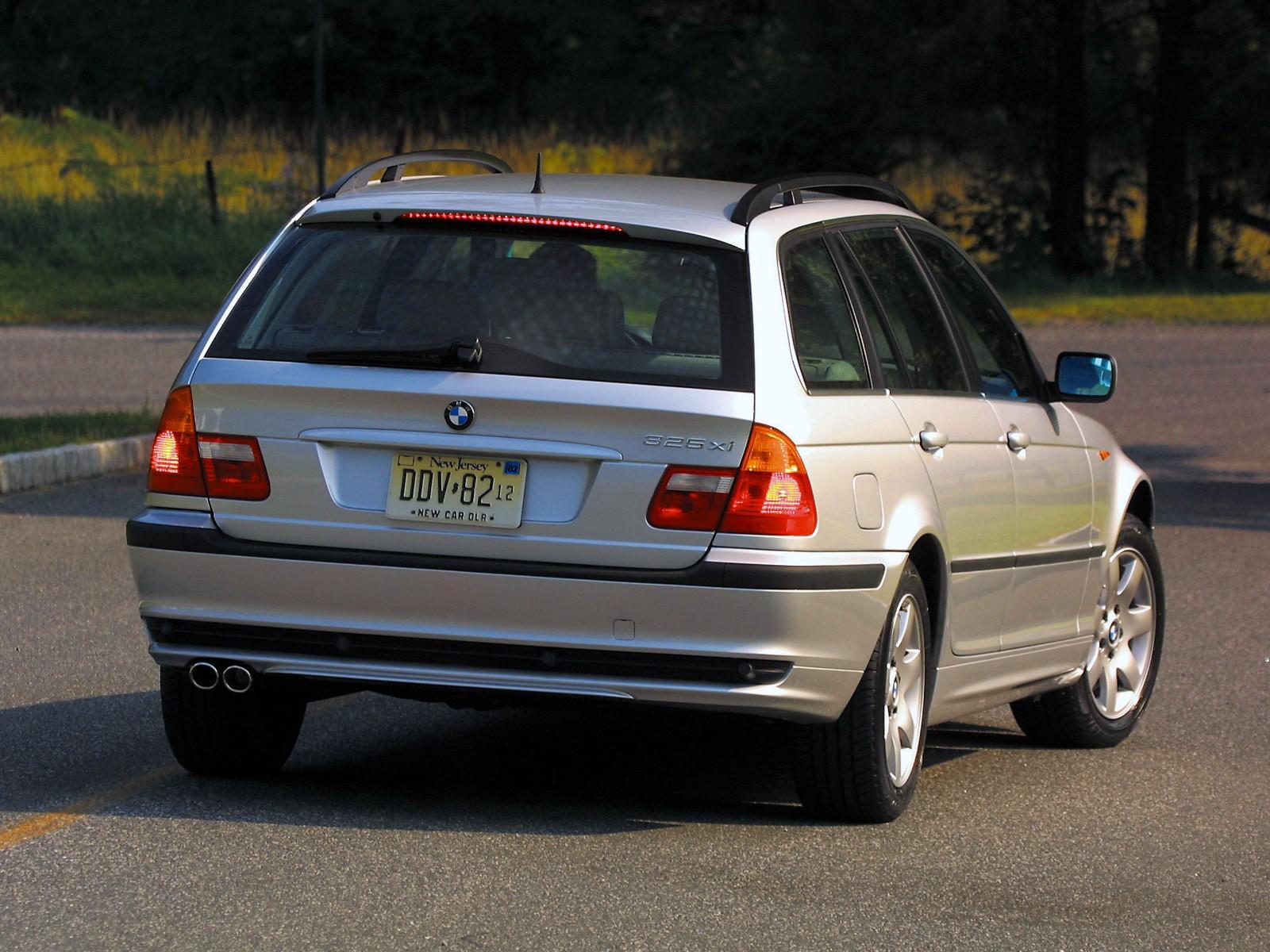 BMW 3 Series Touring (E46) - 1999, 2000, 2001 - autoevolution